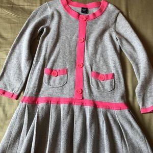 Knit 4T Gap dress in EUC